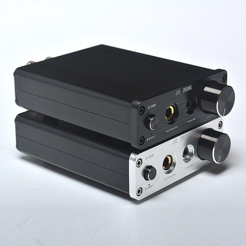 ФОТО 2016 New JIE CHUANG JC-E50W PA3116 USB Digital Amplifier CSR8645 Bluetooth Receiver Supports APT-X 4.0 Amp Audio Amplifier