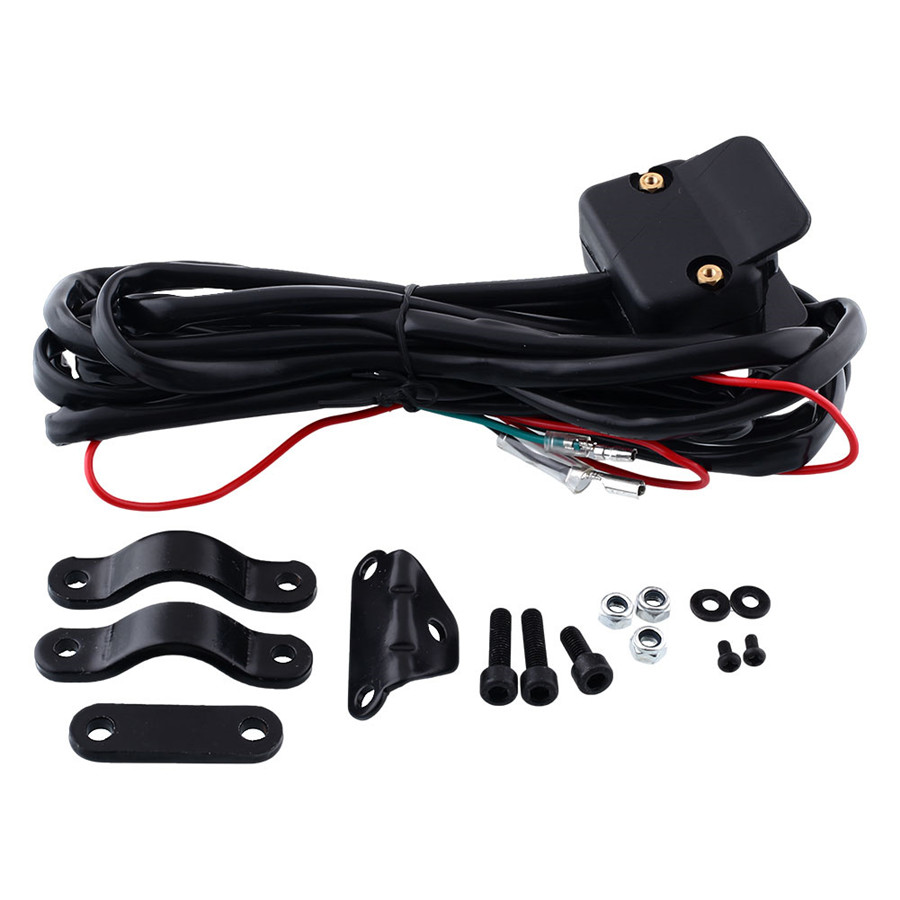 Universal 3 Meter Winch Rocker Switch Handlebar Control Line Warn Accessories For ATV/UTV Free Shipping