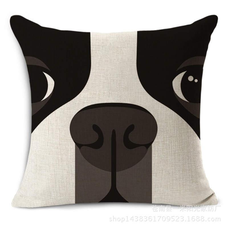 HTB1veFZMFXXXXXdXVXXq6xXFXXXA - Pug Pillow Cover