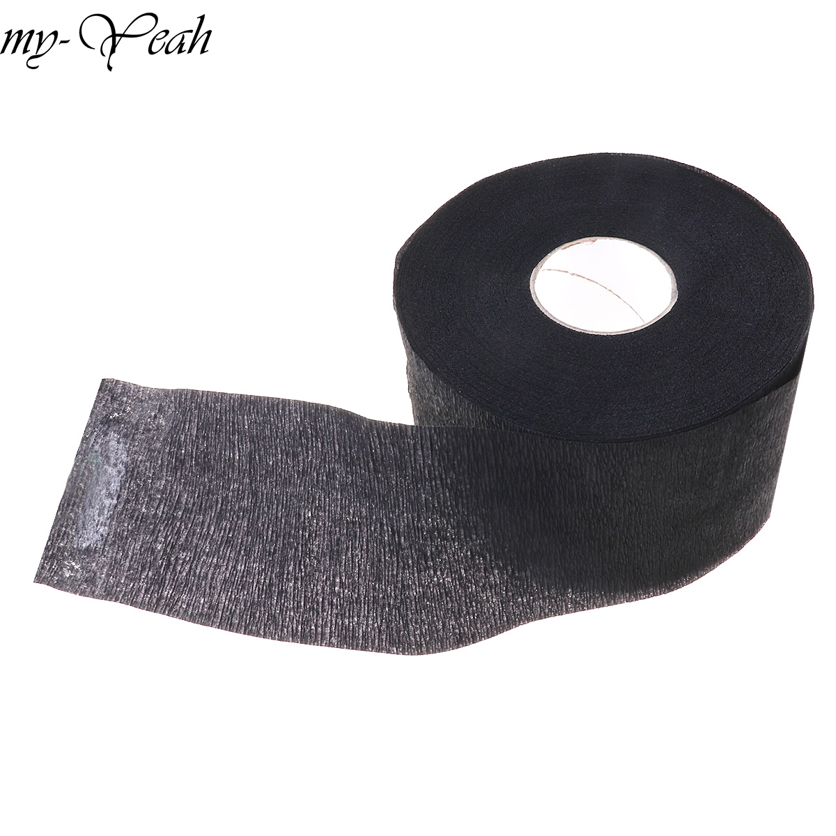 Neck Ruffle Roll Paper Disposable Muffler Paper Hair Cutting Accessory Collar Covering Hairdressing Tools Professional Salon Use
