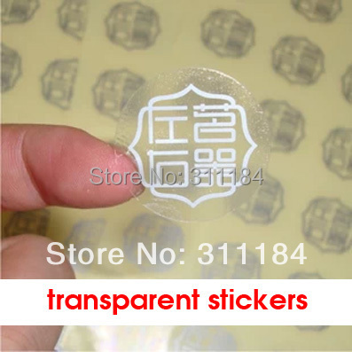 Custom logo printing transparent sticker clear sticker with gold foil writing in office adhesive tape from office school supplies on aliexpress com