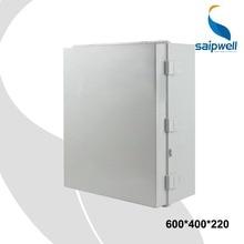 600*400*220 Waterproof Enclosures for Electronics With Lock PC Material Plastic Enclosure Lock SP-PCG-604022