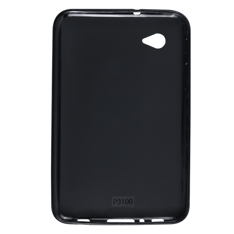 AXD TAB2 7.0 Silicone Smart Tablet Back Cover For Samsung Galaxy Tab 2 7.0 P3100 P3110 Shockproof Bumper Case