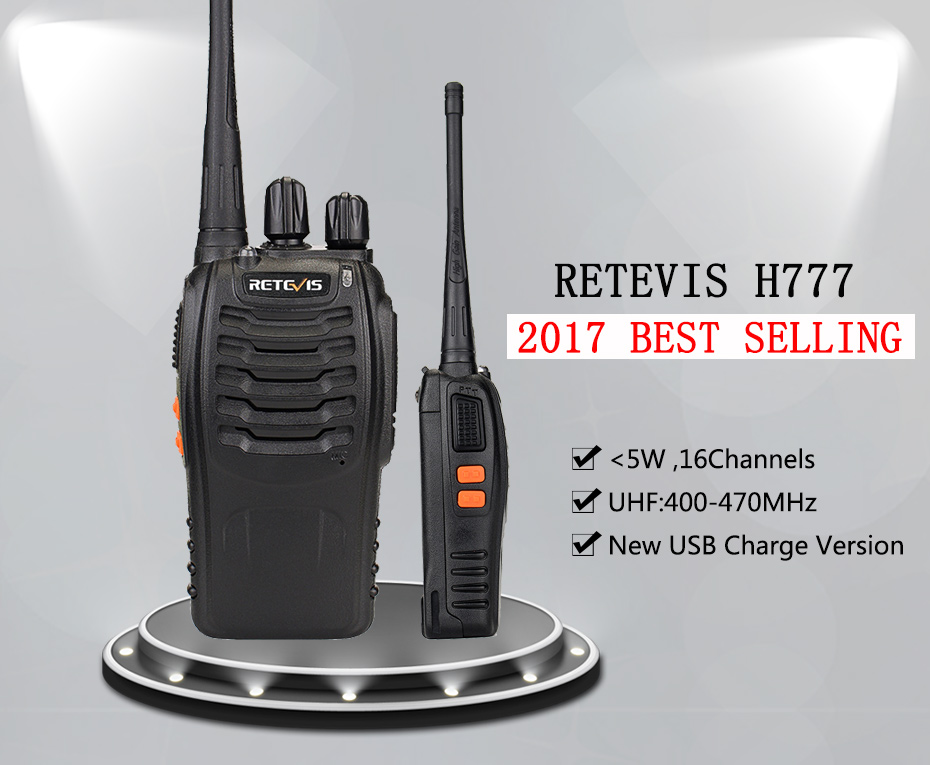 Frequency Portable H-777 Walk 2