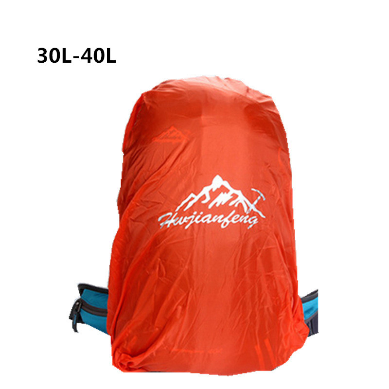 210D Waterproof And Dustproof Anti-theft 85L Backpack Cover