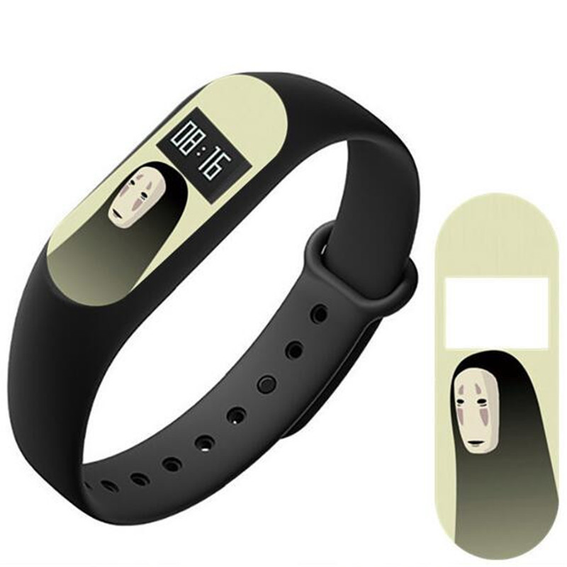 Protector Film For Xiaomi 2 for Mi Band 2 Ultrathin Screen Protective Film For xiaomi Miband 2 Smart Wristband Bracelet