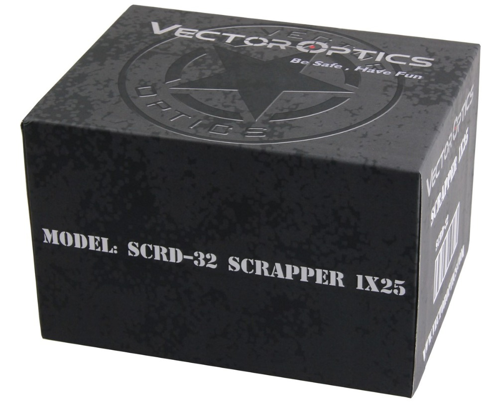 VO Scrapper 1x25 Acom package