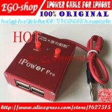 Gsmjustoncct ipower кабель для iphone 7G 7P 6S 6SP 6G 6P DC управление загрузкой