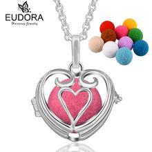 Eudora духи для ароматерапии с двойным сердцем гармония плавающий