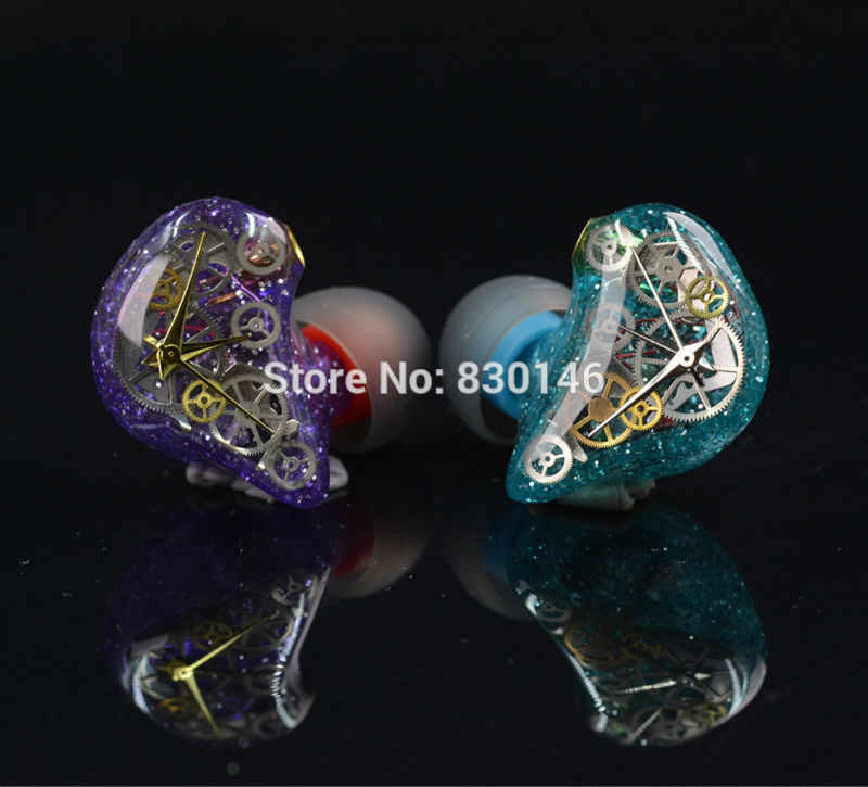 2016 In Ear UE Earphone 4 Balanced Armature Unit Bass Customer Made DIY HIFI Around Ear DJ Stage Customized W/ MMCX Interface 2016 senfer ue custom made around ear earphone hifi monitor earphone bass headset with mmcx interface cable as se215 ue900 se846