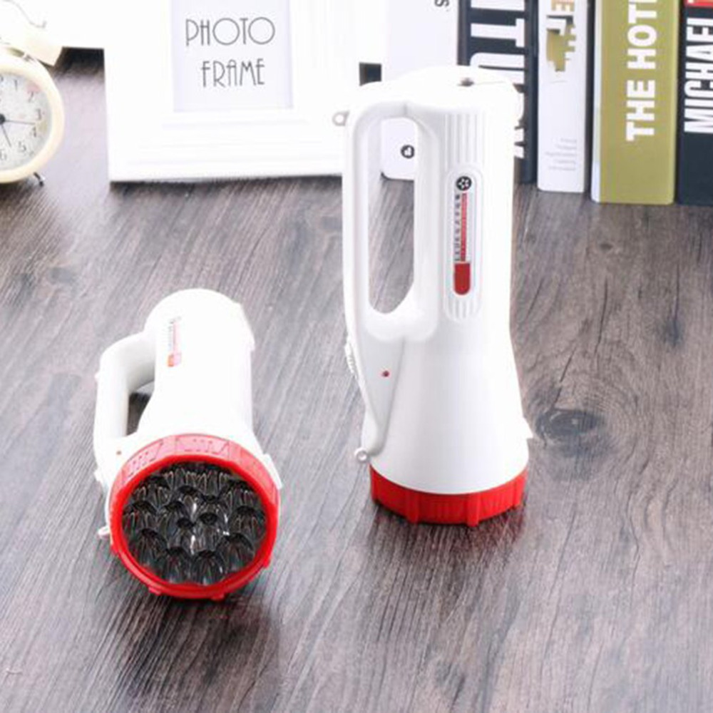 Nice 15 Lamp Head 2 File Glare Field Searchlight Led Charging Flashlight Cave Light Rechargeable Led Light Searchlight