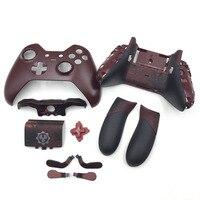 Клиент дизайн используется матовая для Xbox One Elite контроллер корпус в виде ракушки LB RB Бампер Кнопка задняя прорезиненные ручки