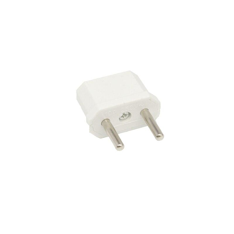10a 1800w 200v 250v Eu Standard Socket Power Plug Converter Dual