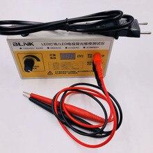 Pantalla Digital AC 220V, retroiluminación LED, pantalla LCD, TV, probador de retroiluminación, placa de luz LED, herramienta de detección de luz