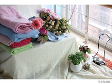2016 0-3 Months Solid Baby Blankets Newborn Swaddle Hot Sale Knitted Blanket Organic Cotton Hole Hollow-out 120*150cm