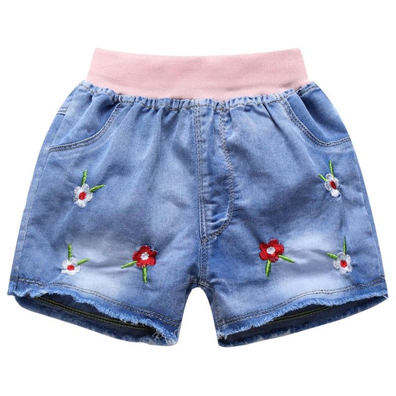 e37c7bd457e 2019 новые джинсовые шорты для девочек-подростков