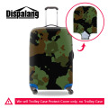 Cool Camouflage Print Travel Suitcase Luggage Protective Cover For 18-30inch Suitcase Waterproof Baggage Case Cover 6 Colors
