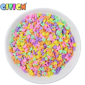 GISIGN Charms Addition Fluffy Toys Slime Supplies Clay Kit