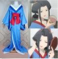 Hot Sale!Japanese Anime HELL GIRL Hone Onna Cosplay Kimono Costume Fashion Anime Kimono Free Shipping NEW