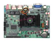 Atom d525 low power motherboard 4 serial industrial motherboard car pc