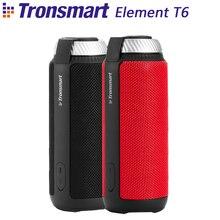 Tronsmart Element T6 Bluetooth динамик портативный беспроводной динамик с 360 градусов стерео звук для IOS Android Xiaomi смартфон