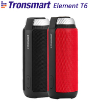 Tronsmart Element T6 Bluetooth Speaker Portable Wireless Speaker with 360 Degree Stereo Sound for IOS Android Xiaomi Smart Phone