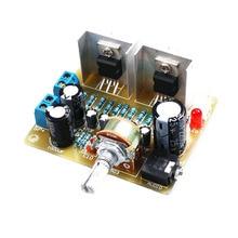 DIY Dual Channel TDA2030A Power Amplifier Board DIY Kit for Arduino Electronic