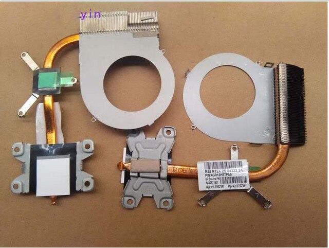 new 657941-001 649953-001 cooler for HP G4 G6 G7 G4-1000 G6-1000 G7-1000 cooling heatsink 4GR23HSTP40