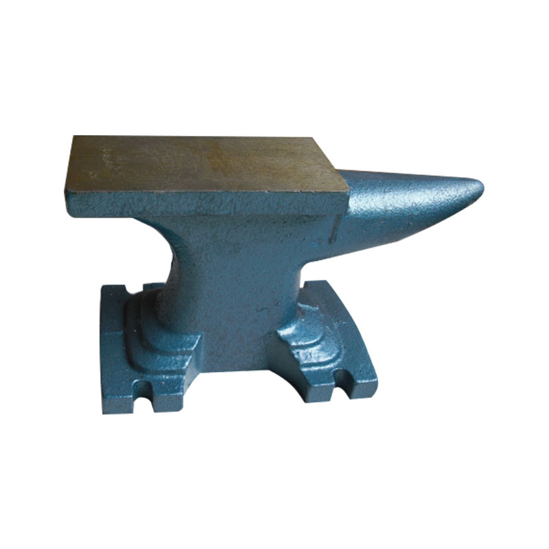 52 USE AS AN ANVIL POUND STEEL BLOCK FOR METAL WORKING OR REPAIR WORK