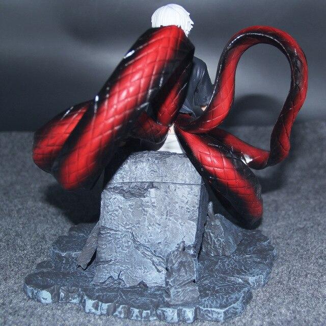 Аниме фигурка Токийский гуль кен канеки 25 см 5