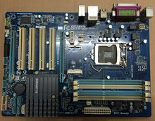 Free shipping original motherboard for GIGABYTE GA-P75-D3P LGA 1155 DDR3 board for I3 I5 I7 22nm CPU P75-D3P Desktop motherboard