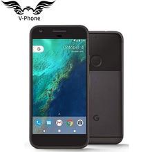 Google Pixel XL 4 Гб ОЗУ 32 Гб ПЗУ 128 Гб ПЗУ 4 г LTE Android мобильный телефон 5,5 »Snapdragon четырехъядерный отпечаток пальца