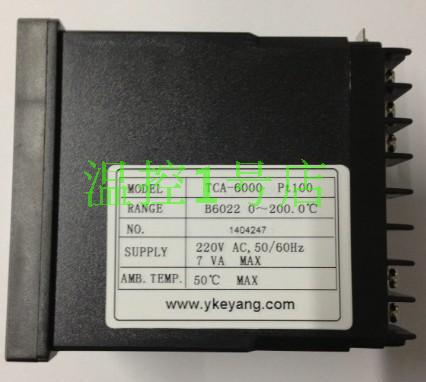 Authentic KEYANG TCA TCA-6022 Temperature Controller цена
