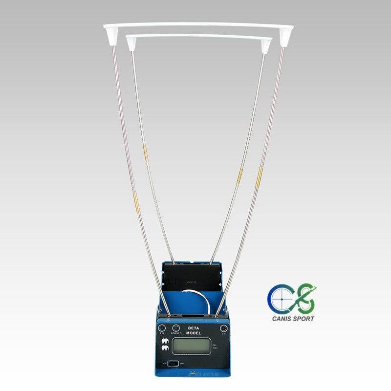 PPT usine vendre directement des mesures tactiques balle vitesse de prise de vue fonction d'enregistrement chronographe chasse testeur de vitesse gs35-0005 - 6