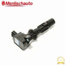 6M8G-12A366 New Ignition Coil Fits For Mazda 3 6 CX-7 MX-5 Miata Ford Escape new engine timing cover b660 10 501e for mazda mx 5 miata 1999 2005 protege