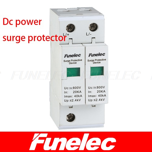 цена на lightning protection DC2P20KA~40KA 1000V DC Surge Protector protection Low-voltage Arrester Device household switch Solar power