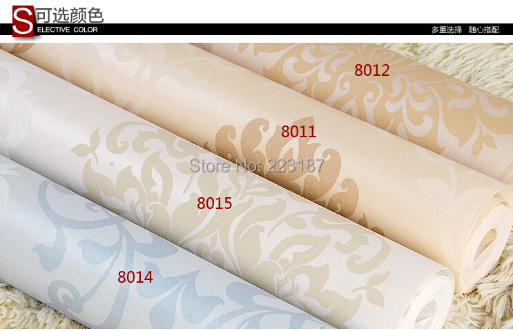 ФОТО 10m*53cm non-woven wallpaper palace classic bedroom sitting room Europe type style kids children room wall sticker home decor