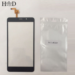 Image 4 - Mobile Front Glass TouchScreen For Leagoo M8 Pro Touch Screen For Leagoo M8 Touch Screen Digitizer Panel + Protector Film
