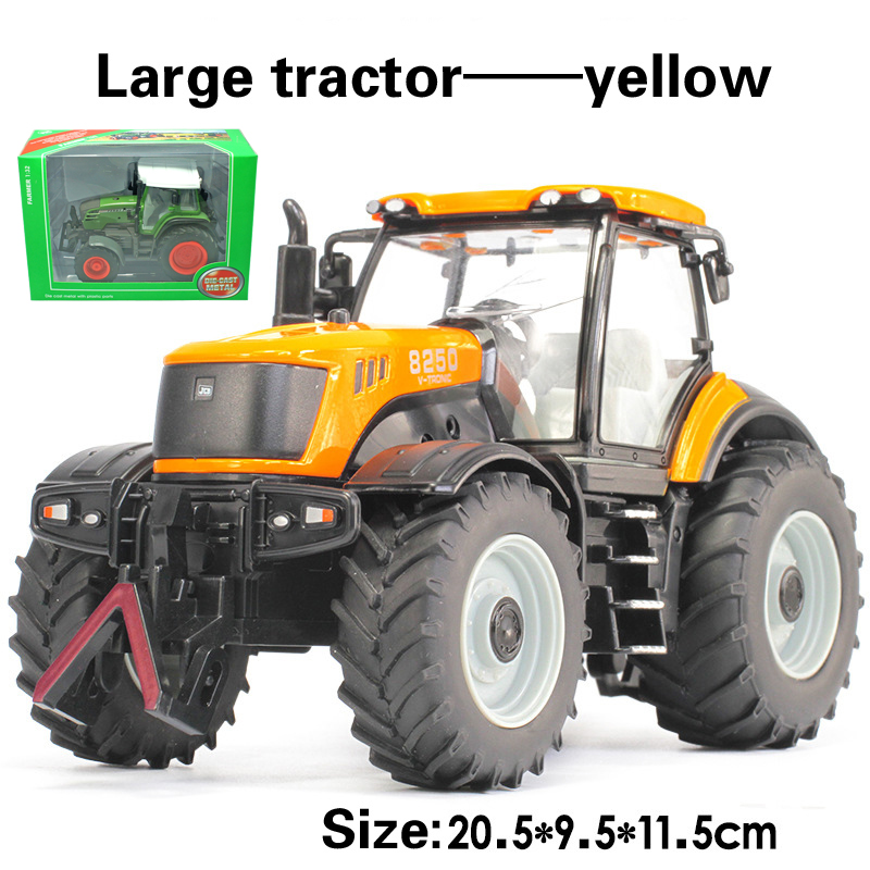 Tractor Toys For Boys : Aliexpress buy alloy engineering car tractor toy