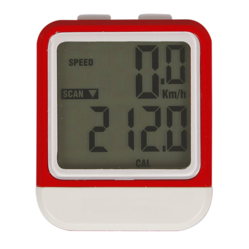 bicycle Code Table Cycling Measurable Stopwatch Computer Speedometer Odometer Battery Not Include
