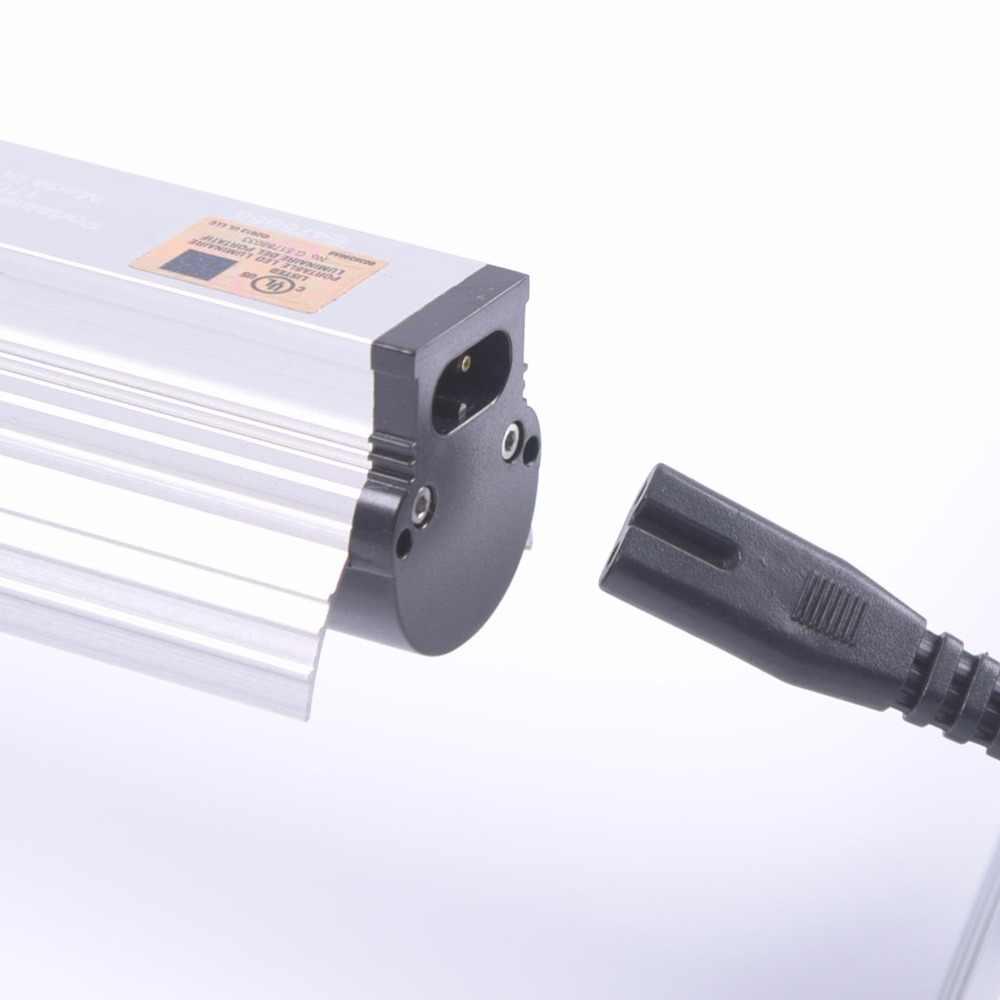 Combo 24 W led grow light ROHS certificación led planta cultivo lámpara Material aluminio espectro completo led interior sistemas de cultivo