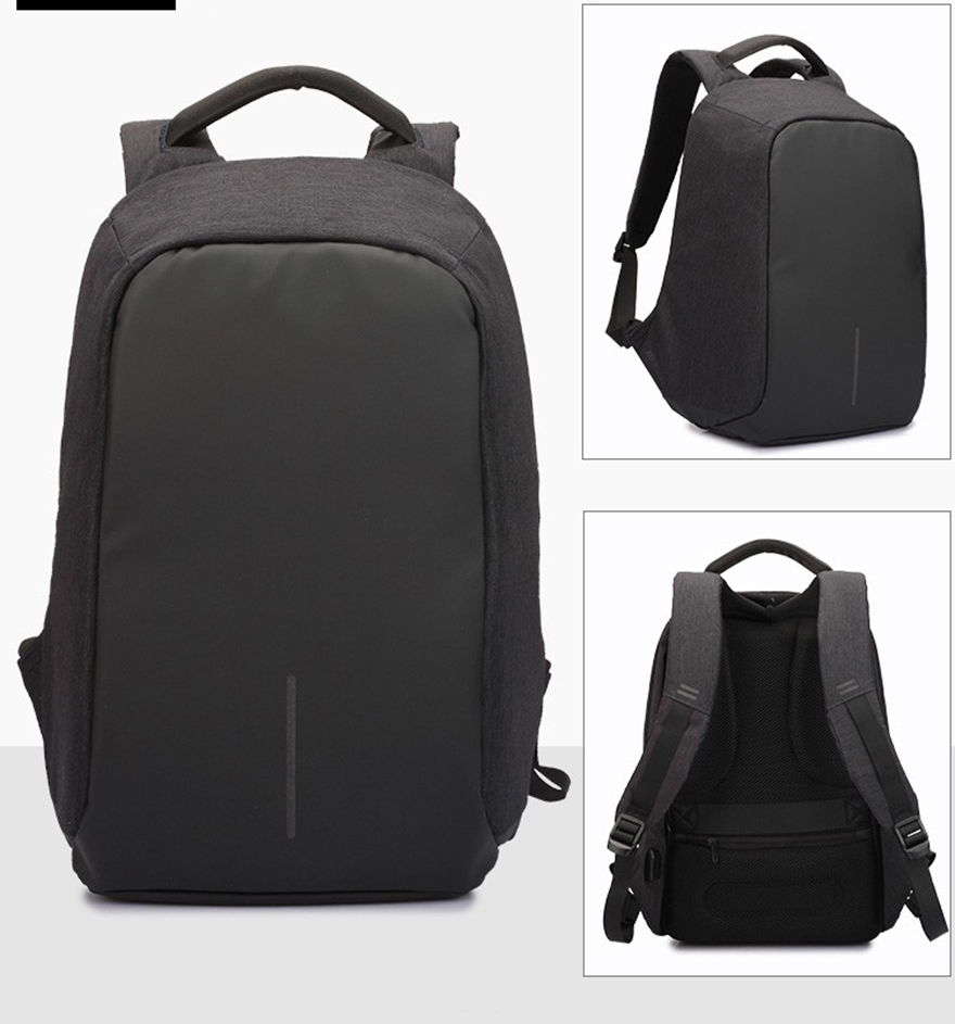 the Best Anti Theft backpack by for XD Design Power Bank USB Port ...