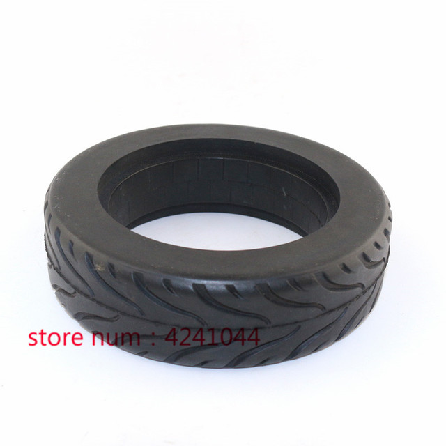 New 5 Inch Solid Tire Fits Electric Balanced Car Scooter Baby Carrier Rubber Tyre