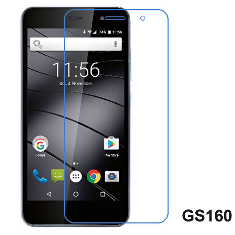 Nano Explosion-proof Soft Protector for Gigaset GS160 Tempered Film  (NOT Glass)