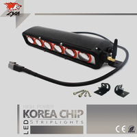 LYC High Quality Led 4x4 Light Bar Reflector Led Light Bar Combo Led Driving Lights 10