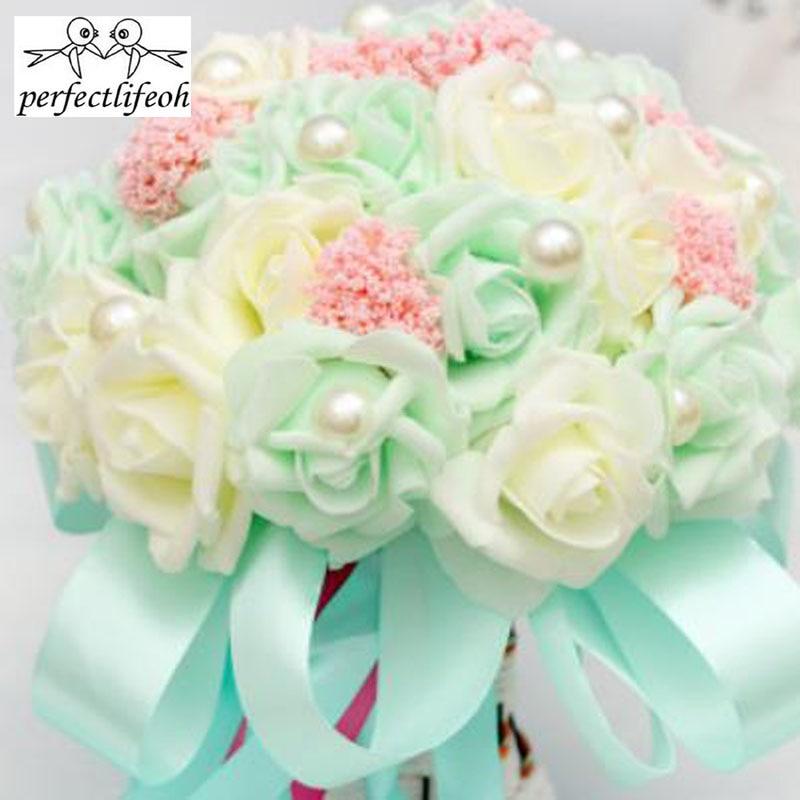 Korean Wedding Flowers: Perfectlifeoh Hand Holding Flower Bride Wedding Holding