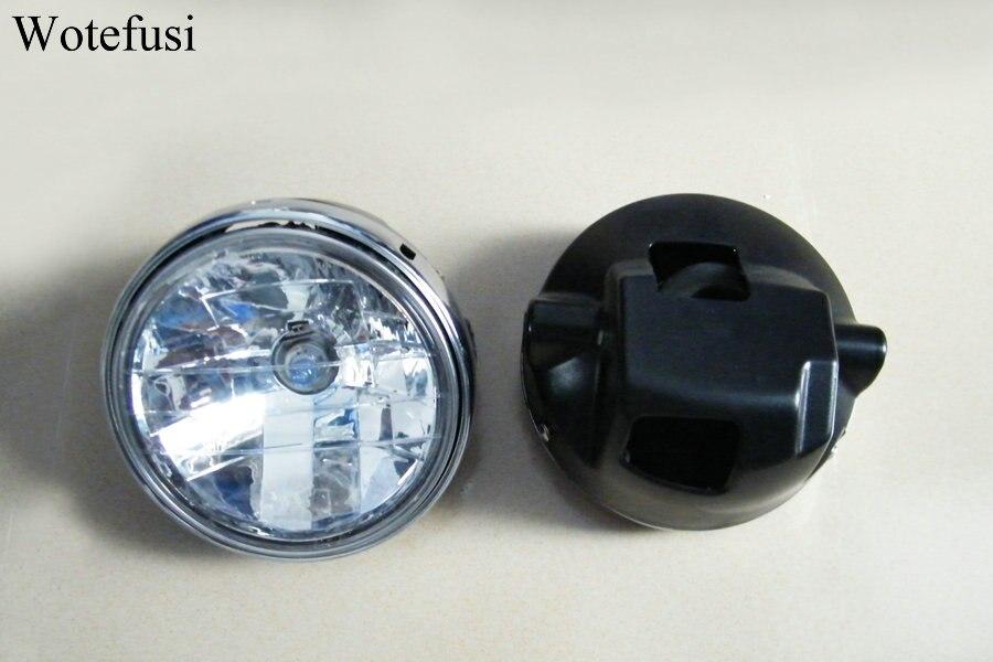 Глава Wotefusi фары свет лампы для YAMAHA содержащие 400 1998-2002 98 99 00 01 02 [ZX14]