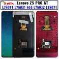 Originele Test Lcd Voor Lenovo Z5 Pro Gt Lcd L78032 Display Touch Screen Vergadering Vervanging Voor Lenovo Z5 Pro Lcd met Frame