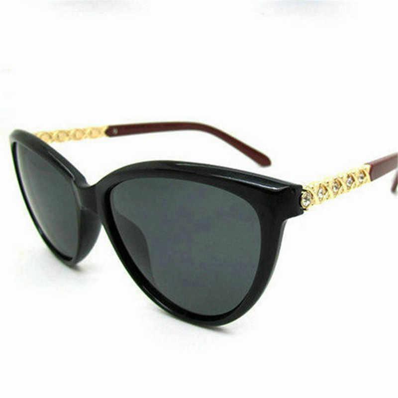 YOOSKE lunettes de soleil polarisées femmes luxe oeil de chat lunettes de soleil rétro femmes nuances conduite lunettes UV400