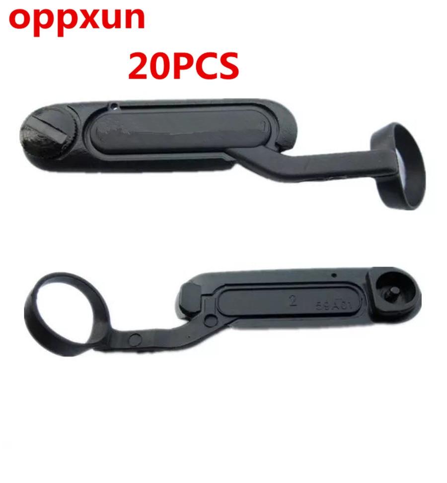 OPPXUN 20 PCS Poussière Capot Latéral pour Motorola GP340 GP328 GP338 GP360 GP380 GP540 GP580 GP640 GP1280 talkie walkie à deux voies radio